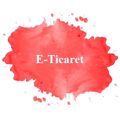 E-Ticaret commerce